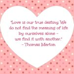 Valentine Quotes Facebook