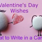 Valentines Card Messages For Her Pinterest
