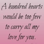Valentines Day Quotes For Someone Special Pinterest
