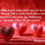 Valentines Day Quotes From Child Facebook