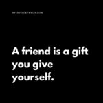Very Short Friendship Quotes