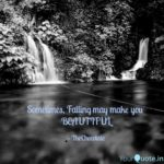 Waterfall Wednesday Quotes