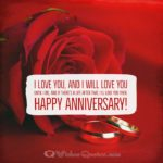 Wedding Anniversary Message For Wife Pinterest