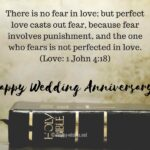 Wedding Anniversary Wishes Biblical Pinterest