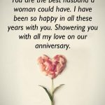 Wedding Anniversary Wishes To Wife On Pinterest