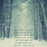 Winter Romantic Quotes Twitter
