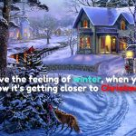 Pinterest Winter Romantic Quote