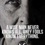 Wise Man Quotes About Success Facebook