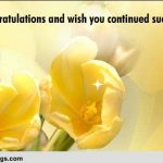 Wish You Continued Success Quotes Tumblr