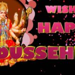 Wish You Happy Dussehra Twitter