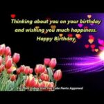 Wish You Happy Happy Birthday Song Pinterest