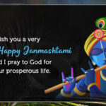 Wish You Happy Janmashtami Twitter
