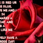 Wish You Happy Rose Day