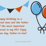 Wishes For Father In Law Pinterest