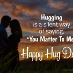 Wishes For Hug Day Facebook
