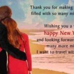 Wishes For New Year For Boyfriend Twitter