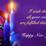 Wishes For New Year Images Facebook