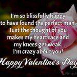 Wishes For Valentine Day To Boyfriend