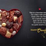 Wishes Of Chocolate Day Facebook