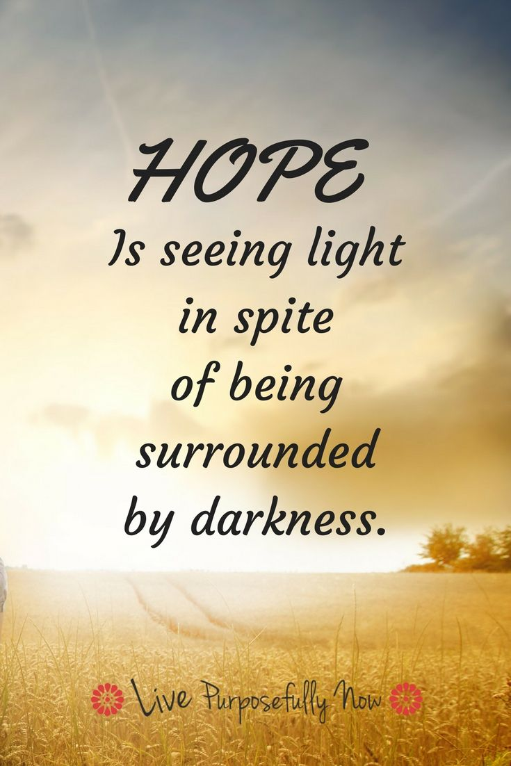 Words Of Hope And Encouragement – VisitQuotes