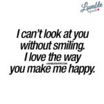You Make Me So Happy Quotes Facebook
