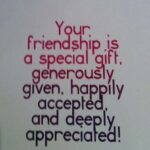 Your A Special Friend Quotes Facebook