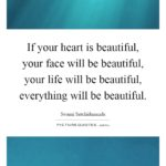 Your Heart Is Beautiful Quotes Facebook