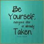Positive Yourself Quote