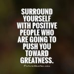 Positive Yourself Quotes